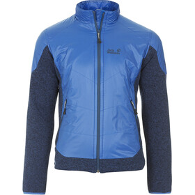 Jack Wolfskin Glenwood Ice Jacke Herren electric blue